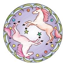 Ravensburger 299867  Mini Mandala-Designer Horses