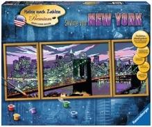Ravensburger 289516  Malen nach Zahlen - Skyline von New York