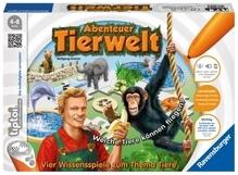 Ravensburger 5130  tiptoi® - Abenteuer Tierwelt