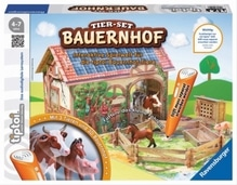 Ravensburger 5642  tiptoi® - Tier-Set Bauernhof
