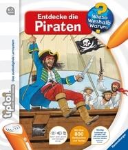 Ravensburger 5864  tiptoi® - Entdecke die Piraten
