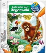 Ravensburger 6663  tiptoi® - www Entdecke den Regenwald