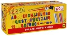 Creathek Schulset mit Magneten und Kreide