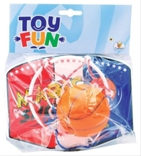 Toy Fun Mini Basketball-Spiel