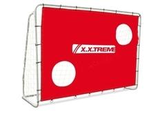 XXTreme Fußballtor+Torwand 213x152x76cm