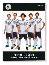 DFB Schulstartblock: Fußball-Rätsel für Schulanfänger