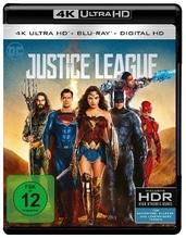 Justice League 4K, 1 UHD-Blu-ray