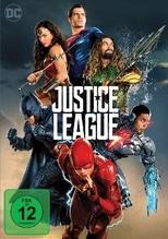Justice League, 1 DVD