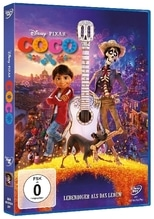 Coco - Lebendiger als der Leben!, 1 DVD