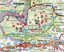Rother Wanderführer Hohe Tatra | Klumpar, Václav