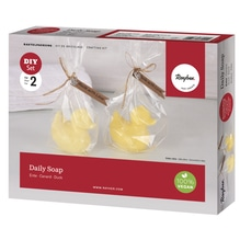 Bastelpackung: Daily Soap - Ente, f. 2 Seifen, Box 1Set