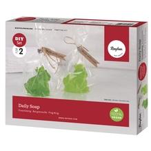 Bastelpackung: Daily Soap - Froschkönig, f. 2 Seifen, Box 1Set