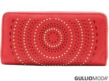 GULLIOMODA® Damengeldbörse in PU (PU26) Rot