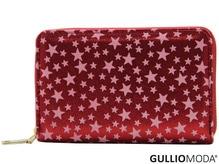 GULLIOMODA® Damengeldbörse in PU (PU20) Rot