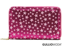 GULLIOMODA® Damengeldbörse in PU (PU20) Pink