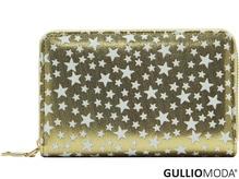 GULLIOMODA® Damengeldbörse in PU (PU20) Gold