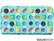GULLIOMODA® Damengeldbörse in PU (PU25) Hellblau