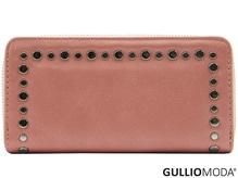 GULLIOMODA® Damengeldbörse in PU (PU27) Rosa