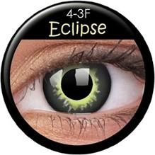 Paar Kontaktlinsen Eclipse