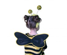 Bienchen Kinder Kostüm Karneval