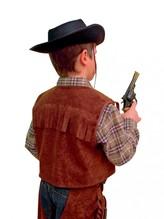 Cowboy Weste mit Fransen