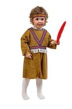 Kleine Taube Indianerinkleid und Stirnband für Kinder