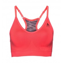 Odlo Sports Bra PADDED SEAMLESS Soft fiery coral 130411