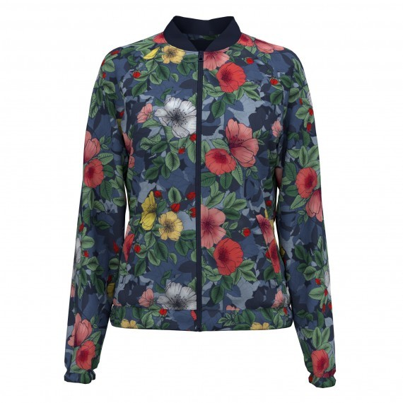 Odlo Damen Jacket FLOWER BLOSSOM FL 718 860261