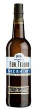 Sherry Medium Dry, Real Tesoro