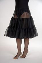 Baumwolle Petticoat, ca. 55 cm lang, Universalgröße
