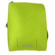 Wollfilztasche SChultertasche Limone Model 46
