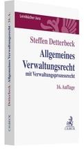 Allgemeines Verwaltungsrecht | Detterbeck, Steffen