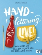 Handlettering goes live! | Wiehle, Stephanie