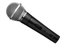 Vermietung: Shure SM58 Mikrofon