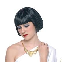 Perücke Cleopatra Neu Karneval Fasching