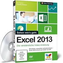 Excel 2013 | Zinkann, Harald