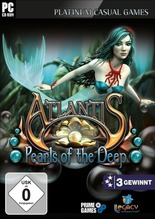 Atlantis - Pearls of the Deep. Für Windows 8, 7, VISTA / XP