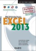 Excel 2013 Professional Lernprogramm | Hunger, Lutz