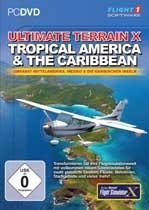 AddOn FSX Ultimate Terrain X - Tropical America & The Caribbean