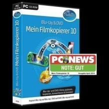 Blu-ray & DVD Mein Filmkopierer 10. Für Windows 8, Windows 7, Windows Vista (jeweils 32- & 64-Bit), Windows XP (jeweils 32-Bit),