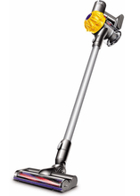 Dyson V6 Slim Akku-Stielsauger gelb