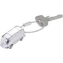 TROIKA Schlüsselanhänger LIGHT BULLI T1 1962 KR17-40/CH LED