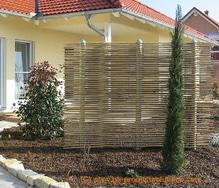 Bambus-Sichtschutz - Element 244