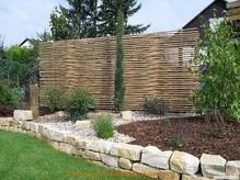 Bambus-Sichtschutz - Element 305