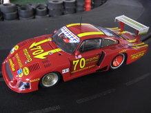 30855EVO Carrera Evolution Porsche 935/78 Moby Dick DRM Norisring 1981