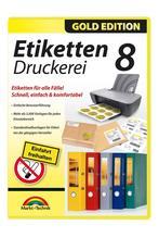 Etiketten Druckerei 8