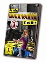 Wimmelbild Krimi-Box