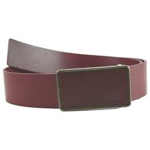 Esprit Damengürtel Ledergürtel burgundy red 083EA1S005