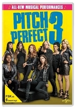 Pitch Perfect 3, 1 DVD