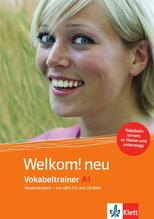 Welkom! Neu A1 Vokabeltrainer. CD-ROM + Heft + MP3-CD